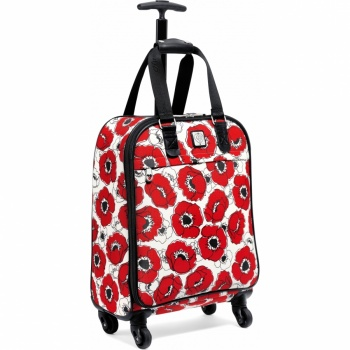 Live Love Travel Wheeled Weekender