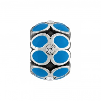 ABC Ring Of Flowers Bead