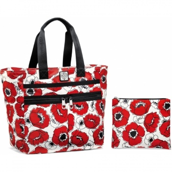 Live Love Travel Lock- It Super Tote