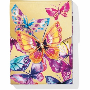 Suncatcher Butterfly Pocket Notepad