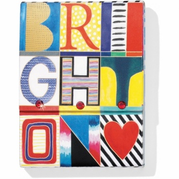 Brighton Logo Pocket Notepad