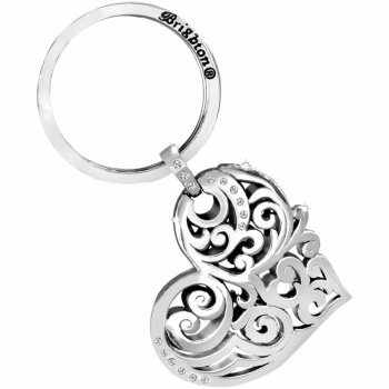 Madrid Heart Madrid Heart Key Fob