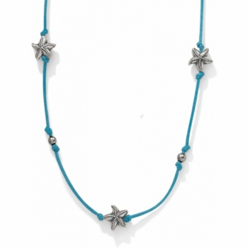 Seascape Starfish Long Necklace