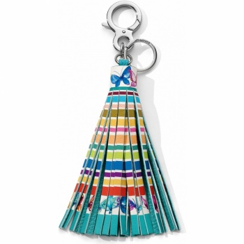 Boho Tassel Collection Sunny Stripe Tassel Fob