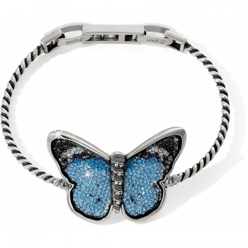 Crystal Rocks Papillon Bracelet