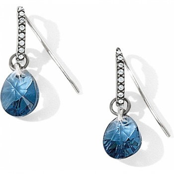 Crystal Rocks Papillon Earrings