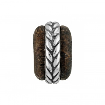 ABC Madera Braid Bead