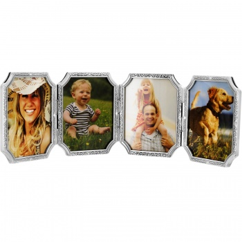 Tapestry Four-Picture Frame