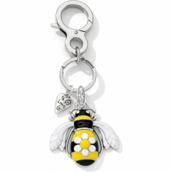 Nature Walk Bee Handbag Fob