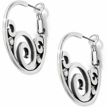 London Groove London Groove Hoop Earrings