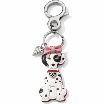 Dottie Dog Handbag Fob