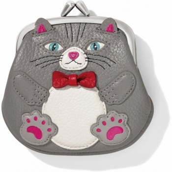 Cassie Cat Coin Purse