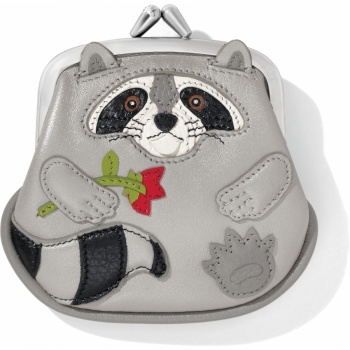 Roxy Raccoon Coin Purse