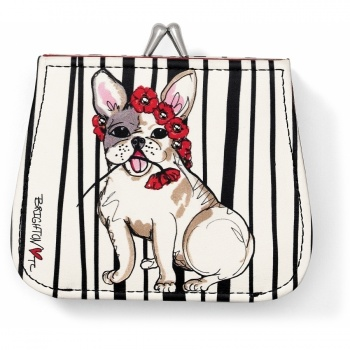 Poppy Pup French Kiss Wallet