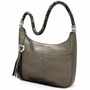 Barbados Barbados Zip Top Hobo