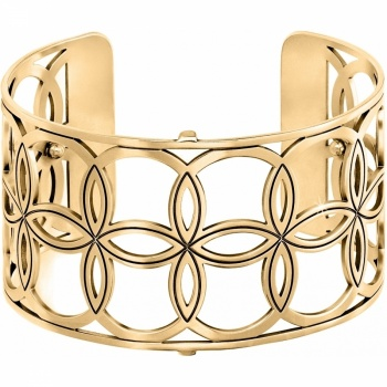 Christo NYC Wide Cuff Bracelet