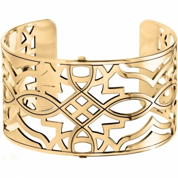 Christo Paris Wide Cuff Bracelet