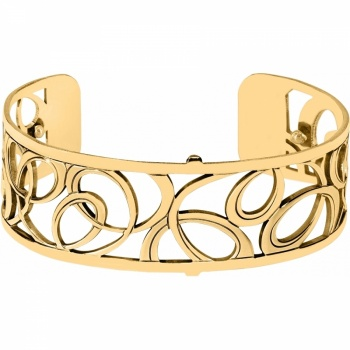 Christo Vienna Narrow Cuff Bracelet