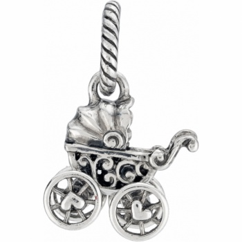 Baby ABC Sweet Pea Stroller Charm