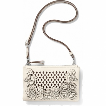 Tivoli Trellis Cross Body Pouch