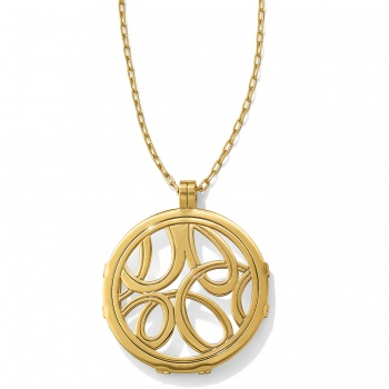 Christo Vienna Round Necklace