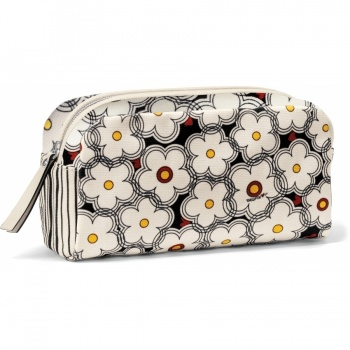 Fab Flower Cosmetic Pouch