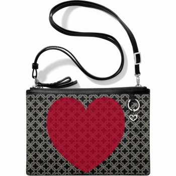 Initially Yours Initially Yours Heart Pouch