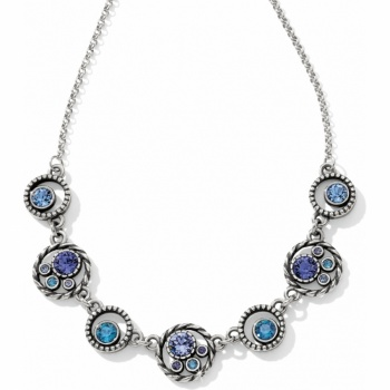 Halo Halo Collar Necklace