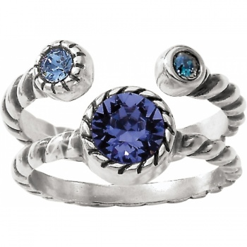 Halo Duo Ring