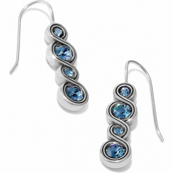Infinity Sparkle Infinity Sparkle French Wire Earrings
