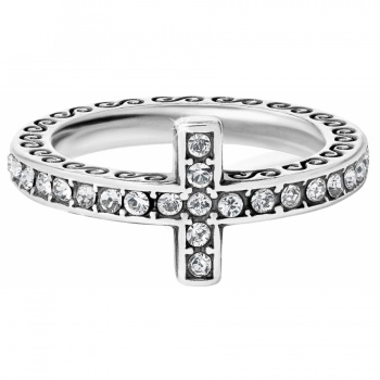 Starry Night Cross Starry Night Ring