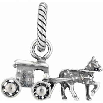 ABC Amish Buggy Charm