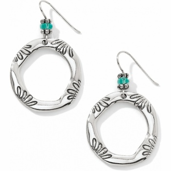 Parrot Bay French Wire Earrings