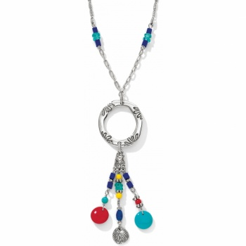 Parrot Bay Long Necklace