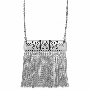 Marrakesh Marrakesh Long Tassel Necklace