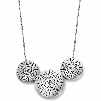 Marrakesh Round Collar Necklace