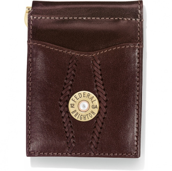 Macon County Money Clip Wallet