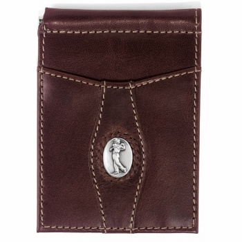 Devonshire Money Clip Wallet