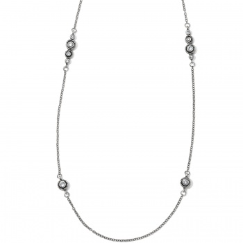 Halo Long Necklace