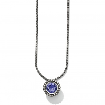 necklace birthstone moonstone june
