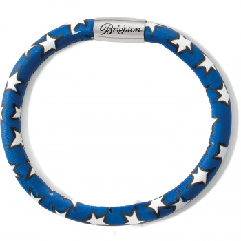 Woodstock Woodstock Fashion Print Single Bracelet