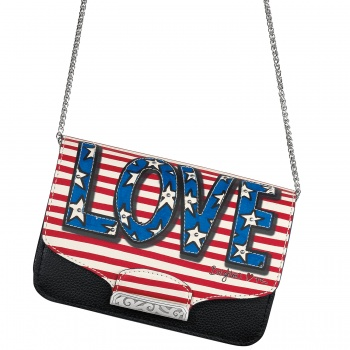Love Stripe Ginger Snappy Minibag Gift Set