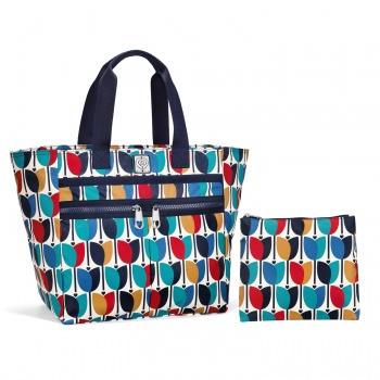 Newberry Lock It Super Tote