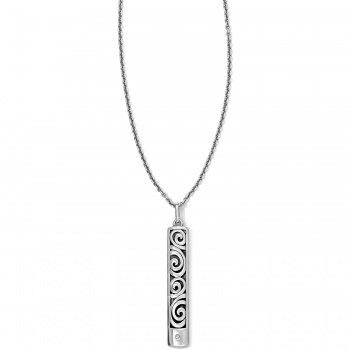 London Groove Bar Reversible Convertible Necklace