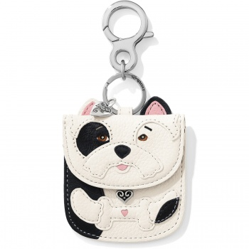 Menagerie Dudley Dob Coin Key Fob