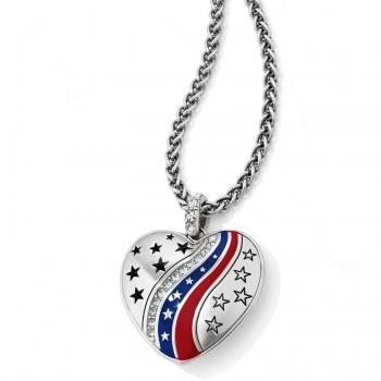 Patriot Heart Patriot Heart Necklace