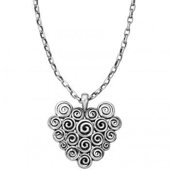 Vertigo Heart Short Necklace