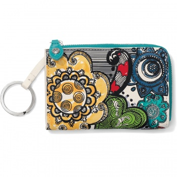 Summer Love Keyring Coin Purse
