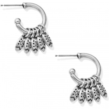 Marrakesh Mini Hoop Earrings