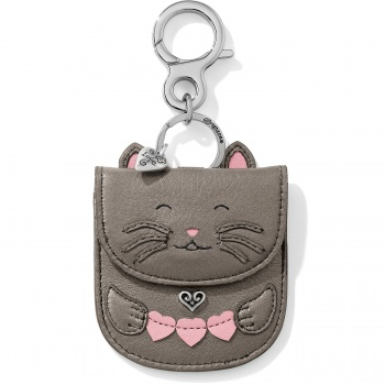 Menagerie Coco Cat Coin Key Fob